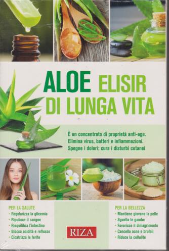 Le ricette Perdipeso - Aloe elisir di lunga vita - n. 99 - dicembre 2019 -