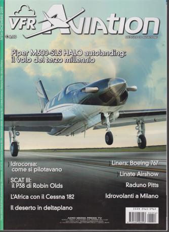 Vfr Aviation - n. 54 - dicembre 2019 - mensile