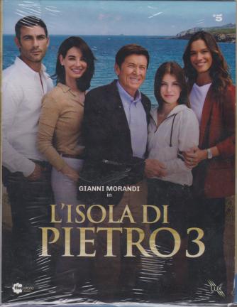 L'isola di Pietro 3 - con Gianni Morandi - n. 24 - 4 dicembre 2019 - 3 dvd + booklet
