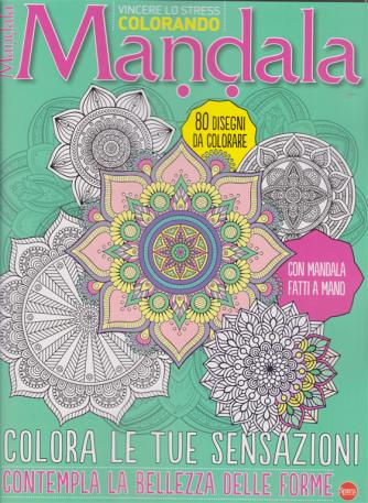 Color Relax Speciale Mandala - n. 2 - bimestrale - dicembre - gennaio 2020