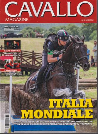 Cavallo Magazine - & Lo Sperone - n. 395 - dicembre 2019 - mensile