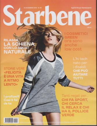Starbene - n. 52 - 10 dicembre 2019 - settimanale