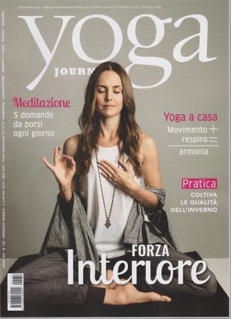 Yoga Journal - n. 139 - mensile - dicembre 2019 - gennaio 2020
