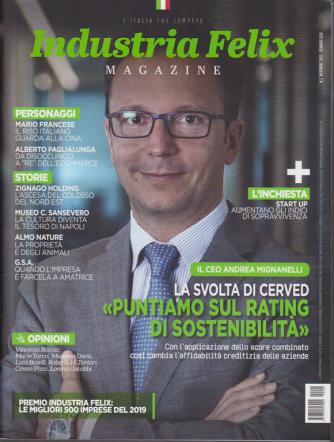 Industria Felix - magazine - n. 2 - novembre 2019 - gennaio 2020