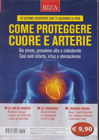 Riza dossier - Come proteggere cuore e arterie - n. 21 - dicembre 2019 - gennaio 2020 -