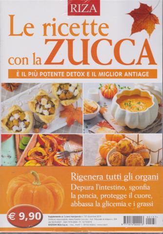 Le ricette con la zucca - Curarsi mangiando - n. 137 - dicembre 2019 -