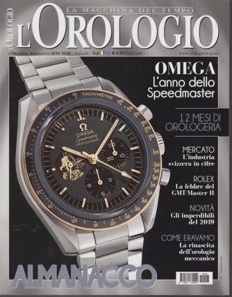 L'orologio - Almanacco 2019/2020 - annuale - n. 8 -