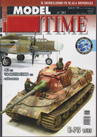 Model Time - n. 281 - dicembre 2019 - mensile
