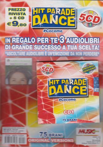 Hit parade dance - n. 12 - bimestrale - 20/11/2019 - 5 cd