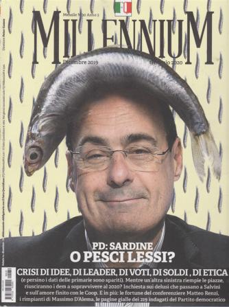 Millenium - n. 30 - mensile - dicembre 2019 - gennaio 2020