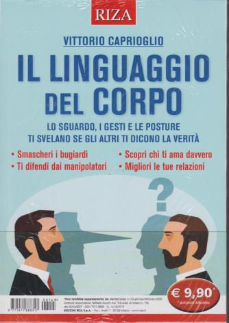 MenteCorpo - Vittorio Caprioglio - Il linguaggio del corpo - n. 143 - gennaio-febbraio 2020 -