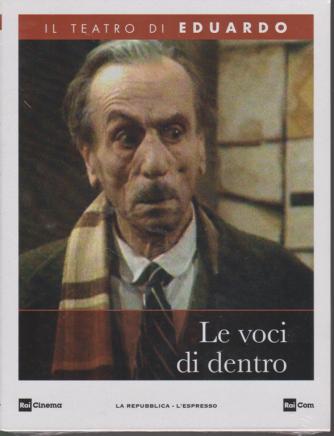 Il teatro di Eduardo - Le voci di dentro - 6° dvd - settimanale - 16/12/2019