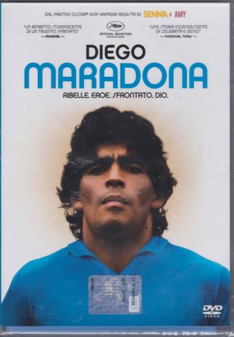 Diego Maradona - Ribelle. Eroe. Sfrontato. Dio. n. 1