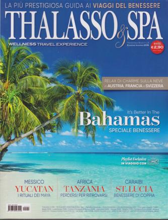 Thalasso & spa - n. 3 - trimestrale - inverno 2019 -