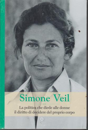 Grandi donne - Simone Veil - n. 33 - settimanale - 20/12/2019 - copertina rigida