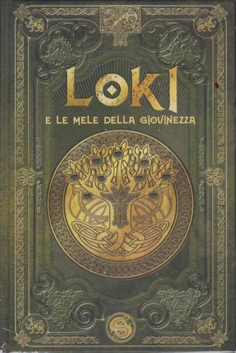 Mitologia nordica - Loki e le mele della giovinezza - n. 11 - settimanale - 20/12/2019 - copertina rigida