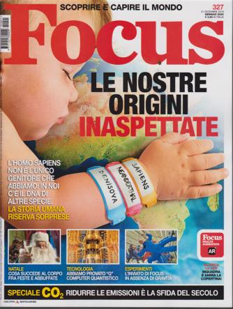 Focus - n. 327 - gennaio 2020 -