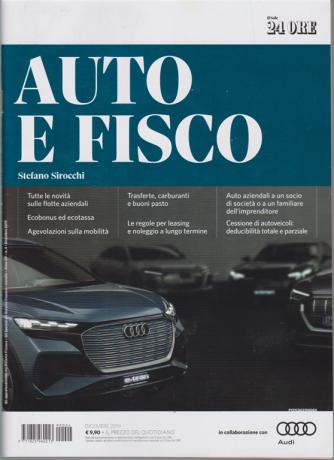 AUTO E FISCO - Dicembre 2019 by Il Sole 24 Ore a cura di Stefano Sirocchi