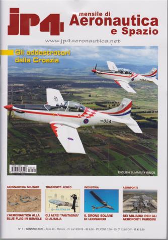 JP4 mensile di aeronautica e spazio n. 1 Gennaio 2020