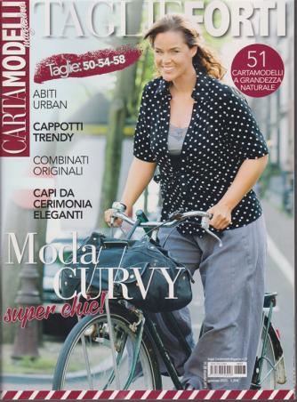 Cartamodelli magazine - Taglie forti - n. 23 - gennaio 2020 -