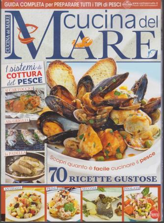 Cucina del mare - n. 11 - bimestrale - gennaio - febbraio 2020 -