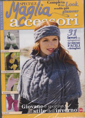 Speciale Maglia e accessori - n. 4 - bimestrale - gennaio - febbraio 2020 - 2 riviste