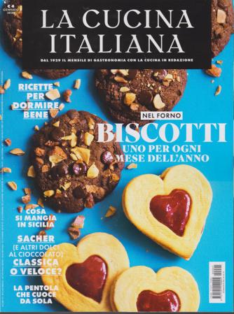 La cucina italiana - n. 1 - gennaio 2020 - mensile
