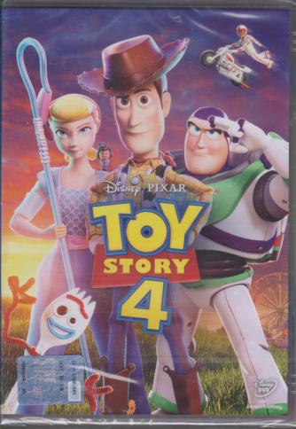 Toy story 4 - I dvd di Sorrisi 3 - n. 1 - settimanale - gennaio 2020 -