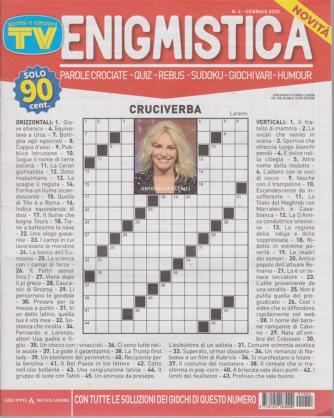 Sorrisi e Canzoni tv enigmistica - n. 4 - gennaio 2020 -