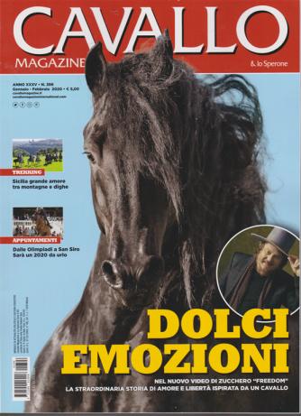 Cavallo & Lo Sperone magazine - n. 396 - gennaio - febbraio 2020 - mensile