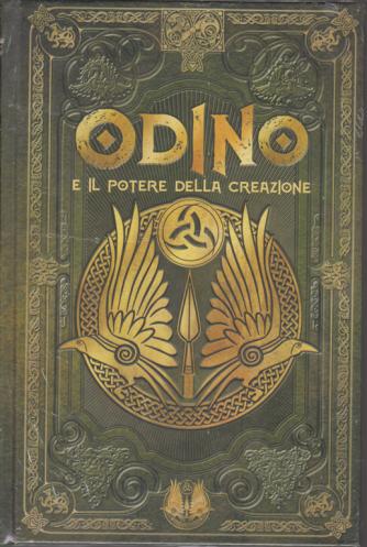 Mitologia nordica - Odino e il potere della creazione - n. 13 - settimanale - 3/1/2020 - copertina rigida