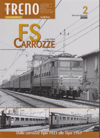 Tutto treno - n. 194 - gennaio 2020 - mensile - secondo fascicolo