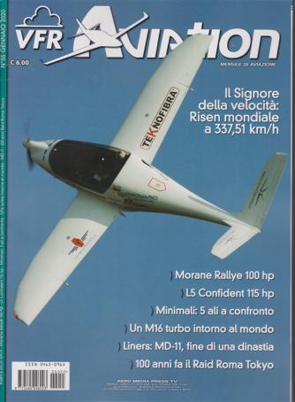 VFR Aviation - n. 55 - gennaio 2020 - mensile