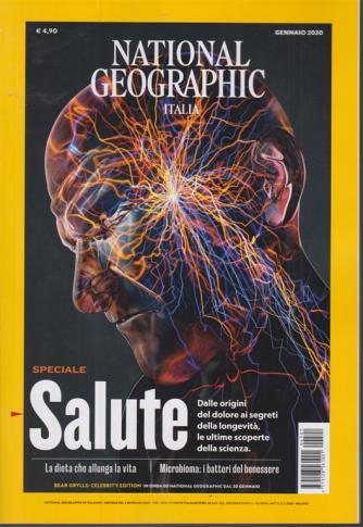 National Geographic - n. 1 - gennaio 2020 - mensile