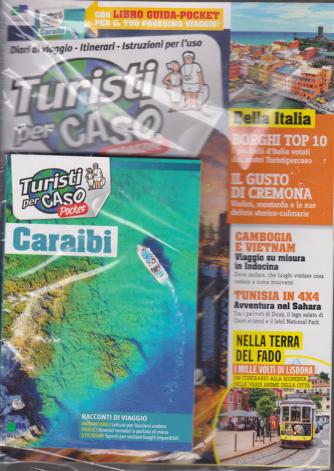 Turisti per caso magazine + Turisti per caso pocket - n. 143 - gennaio 2020 - mensile - rivista + libro