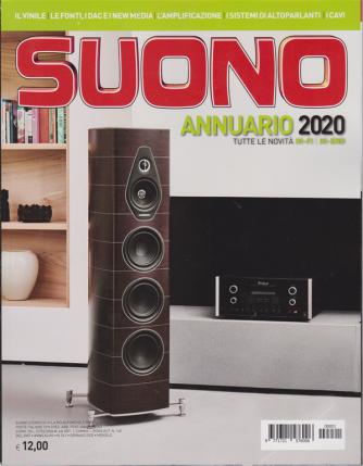 Suono - n. 1 - annuario 2020 - gennaio 2020 -