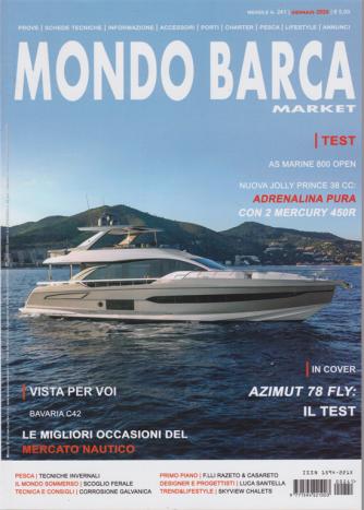 Mondo barca market - n. 241 - mensile - gennaio 2020 -