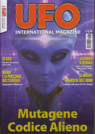 Ufo international magazine - n. 82 - gennaio 2020 - mensile