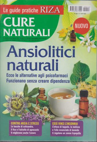 Cure naturali - Ansiolitici naturali - n. 14 - gennaio - febbraio 2020 - bimestrale