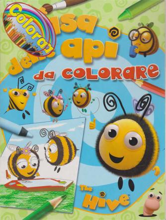 La casa delle api da colorare - n. 31 - trimestrale -