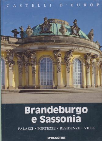 Castelli d'Europa - Brandeburgo e Sassonia - n. 9 - settimanale - 30/12/2019 - copertina rigida