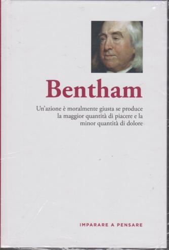 Imparare a pensare - Bentham - n. 6 - settimanale - 10/1/2020 - copertina rigida