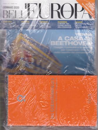 Bell'Europa e dintorni - n. 321 - mensile - gennaio 2020 - + in regalo la guida Les Collectionneurs - rivista + guida