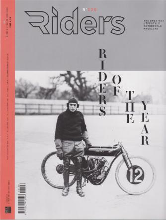 Riders -n. 126 - dicembre - gennaio 2020 -