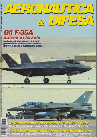 Aeronautica & difesa - n. 399 - gennaio 2020 - mensile