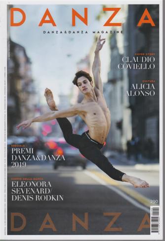 Danza - n. 290 - bimestrale - gennaio - febbraio 2020 -