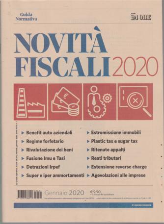Guida Normativa - Novità fiscali 2020 - n. 1 - mensile - gennaio 2020