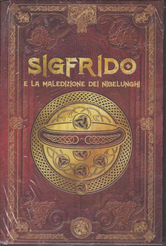 Mitologia nordica - Sigfrido e la maledizione dei Nibelunghi - n. 14 - settimanale - 10/1/2020 -