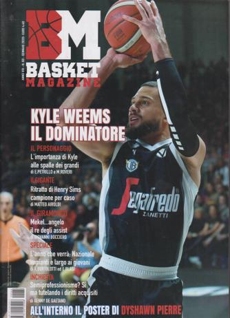 BM Basket magazine - n. 60 - gennaio 2020 -