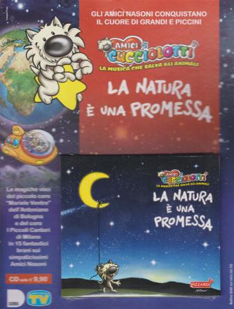 Amici Cucciolotti  - La musica che salva gli animali - La natura è una promessa - n- 5 - settimanale - 14/1/2020 -